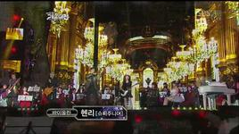 the sound of hallyu (2011 sbs gayo daejun) - sm town