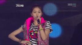 diva, party rock anthem (2011 sbs gayo daejun) - after school