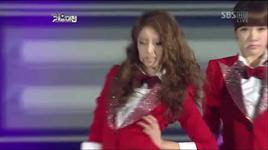 cry cry (2011 sbs gayo daejun) - t-ara