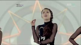 be my baby (2011 sbs gayo daejun) - wonder girls