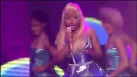 super bass (live 2011 new year's rockin eve) - nicki minaj
