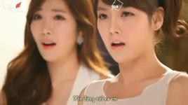 [ vietsub + kara ] we were in love - davichi, t-ara