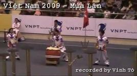 danza del leone - mua lan - vietnam, asian indoor games 2009 - v.a