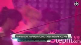 fmv - just the way you are - tiffany - tiffany (snsd)