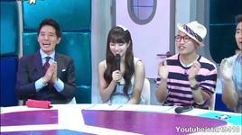 suzy hat good bye heechul - suzy (miss a)