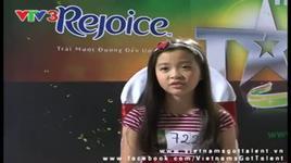 vietnam's got talent - you raise me up (vu dinh tri giao - 9 tuoi) - v.a