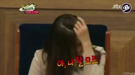 yoona vs. sunny in courtroom (dangerous boys ep8 cut) - yoona (snsd), sunny (snsd)