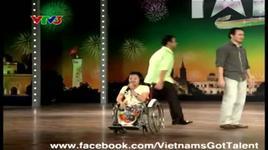 vietnam's got talent - let's dance - nguyen thi phuong anh