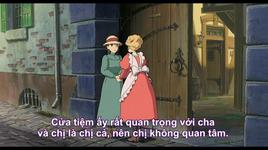 howls moving castle (2004)  - v.a
