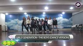 snsd - the boys (dance practice) - snsd