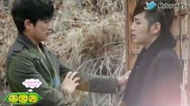 love rain (making film) - yoona (snsd), jang geun suk