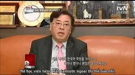 vietsub 120326 super junior kyuhyun yesung tvn enews filial idols - super junior