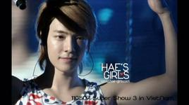you are my everything - dong hae (super junior)