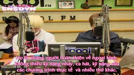 kiss the radio 1/2 (snsd special 21.10.2011) [sonesvn sub] - snsd, lee teuk (super junior), eun hyuk (super junior)