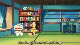doraemon - nobita va hiep si rong (3/8) - hoang phuc,