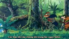 doraemon - nobita va hiep si rong (4/8) - hoang phuc,