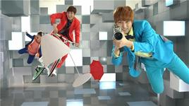 mr. simple (2d for 3d version) - super junior