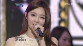 don't say goodbye (120530 dream concert) - davichi