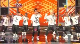 bounce (debut stage @ music bank 25.05.2012) - jj project