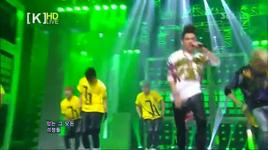 bounce @ sbs inkigayo hot debut stage 120527 - jj project