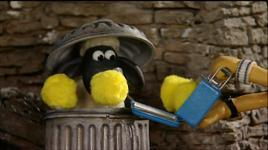 shaun the sheep  (season 1 - tap 19: who's the mummy) - v.a