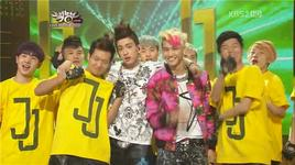 bounce (120601 music bank) - jj project