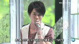 your eyes (120601 music station) - arashi