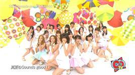 manatsu no sounds good! (120603 cdtv) - akb48