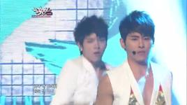 the chaser (120615 music bank) - infinite