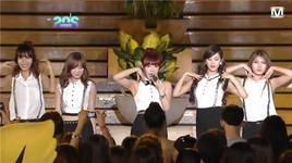 party, omg, twinkle (120628 mnet 20's choice awards) - taetiseo