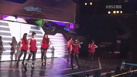 why are you being like this (remix) - t-ara