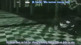 no scared (black rock shooter) (vietsub) - one ok rock