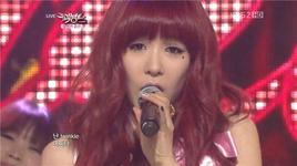 twinkle (120629 music bank) - taetiseo