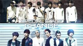 the chaser, to you (120629 music bank special stage) - infinite, teen top