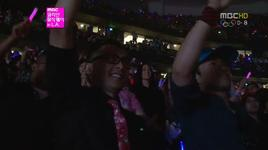 devil's cry (120719 mbc korean music wave in la) - tae yeon (snsd)