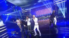 only hard for me (120722 inkigayo) - m.i.b