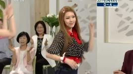 roly poly (dance version) - t-ara