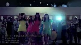 nobody (japanese version) - wonder girls