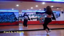 change - dance tutorial (part2) - hyuna (4minute)