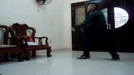 dancer khang chivas freestyle at home - dj