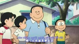 nobita va hon dao ky tich - doraemon