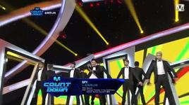 spy (120809 m! countdown) - super junior