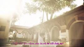 giac mo than tien (video lyrics) - miu le