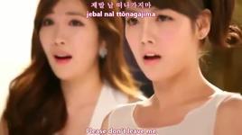we were in love (english subs+romanization+hangul) - t-ara, davachi