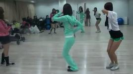 alone dance practice attack - sistar