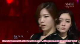 day by day (vietsub) perf - t-ara