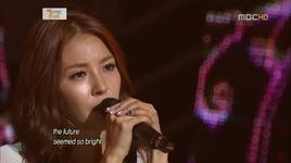 love the way you lie (120904 beautiful concert) - boa