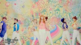 candy girls - rainbow