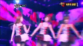 sexy love on m!countdown - t-ara