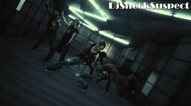 super shock love (mash-up) - beast, nicki minaj, eminem